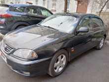 Санкт-Петербург Avensis 2001