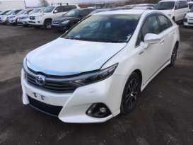 Чита Toyota Sai 2015