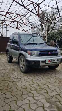 Новороссийск Pajero iO 2000