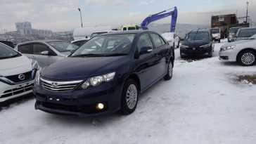 Владивосток Toyota Allion 2010