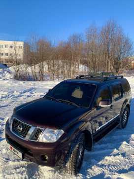 Петропавловск-Камчатский Pathfinder 2011