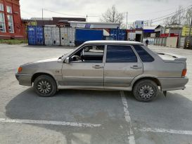 Пермь 2115 Самара 2008