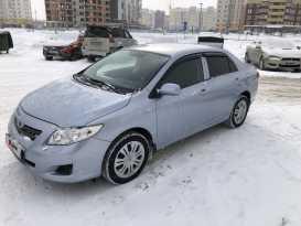 Нижневартовск Corolla 2007