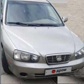 Карабулак Elantra 2001