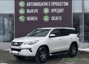 Ставрополь Fortuner 2018