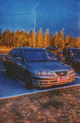 Ханты-Мансийск Elantra 2004