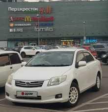 Воронеж Corolla Axio 2009