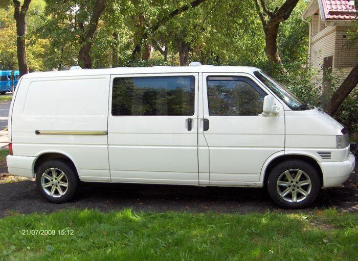 Фольксваген транспортер т4 купить аварийный Транспортер ТС 040
