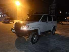 Горно-Алтайск УАЗ Патриот 2012