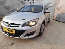 Оренбург Opel Astra 2013