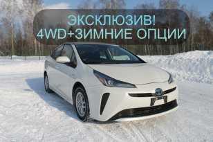 Томск Toyota Prius 2019