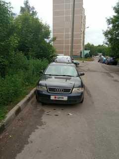Москва Audi A6 2000