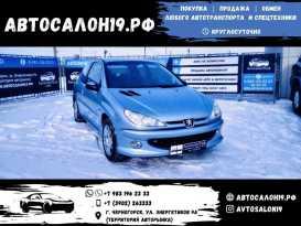 Черногорск 206 2007