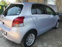 Краснодар Vitz 2008