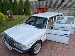Москва W123 1984