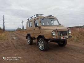 Усть-Илимск ЛуАЗ 1990