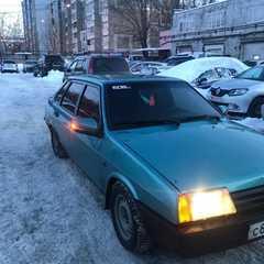 Нижний Новгород 21099 1999