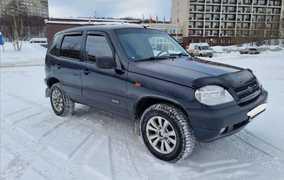 Мурманск Niva 2007