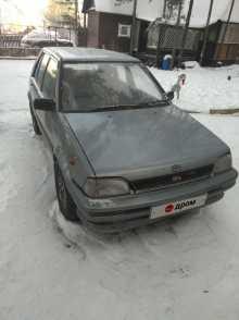 Дивногорск Starlet 1987