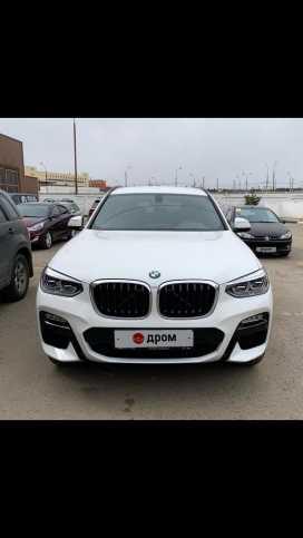 Москва BMW X3 2018