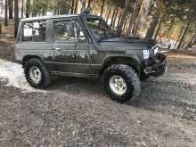 Северск Pajero 1989