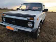 Новомышастовская 4x4 2121 Нива 2004