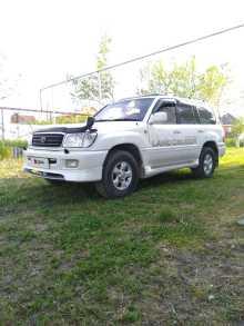Ильский Land Cruiser 2002