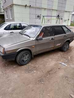 Смоленск 2109 2001