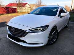 Динская Mazda6 2019