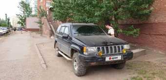 Уфа Grand Cherokee
