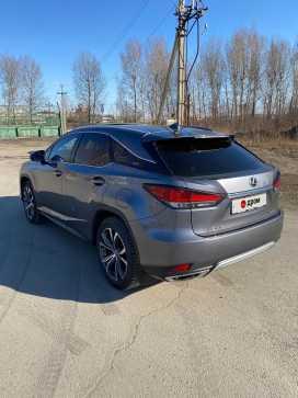 Иркутск Lexus RX300 2019