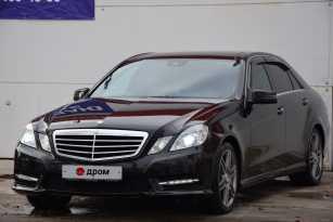 Краснодар E-Class 2012