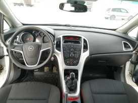 Саранск Opel Astra 2011
