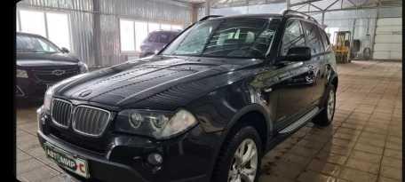 Саранск BMW X3 2009