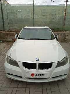 Феодосия BMW 3-Series 2007