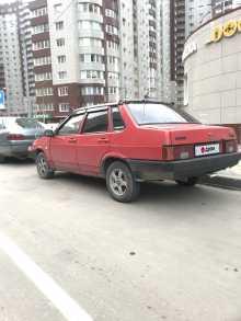 Щербинка 21099 1998