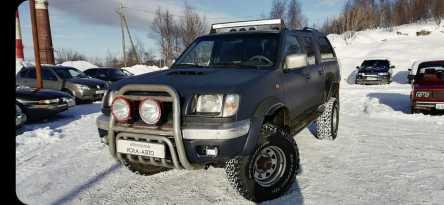 Кола Navara 2000