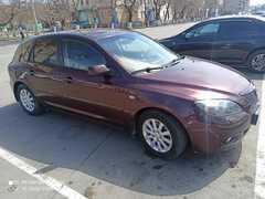 Кызыл Mazda3 2007