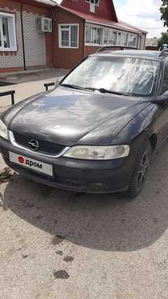 Барнаул Vectra 2001