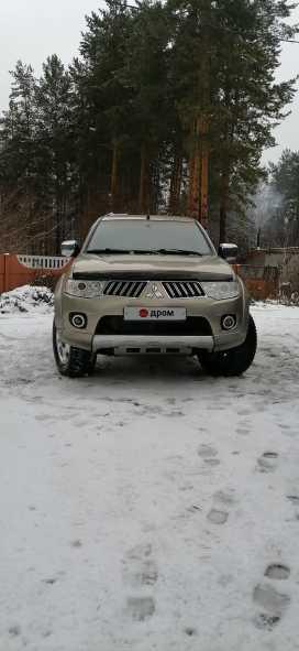 Томск Pajero Sport 2008