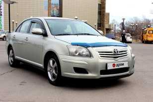 Абакан Avensis 2008