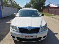 Воронежская Octavia 2012