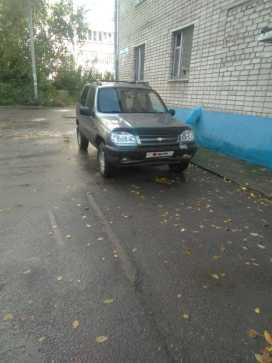 Томск Niva 2004
