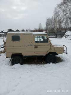 Каргаполье ЛуАЗ-969 1984