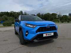 Сочи Toyota RAV4 2019