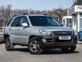 Уфа Sportage 2007