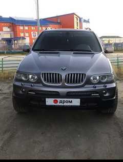 Тазовский X5 2004