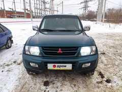 Сызрань Pajero 2002