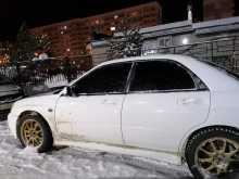 Куйбышев Impreza WRX 2003