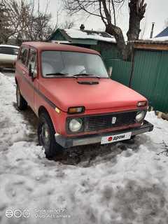 Арсеньев 4x4 2121 Нива 1984